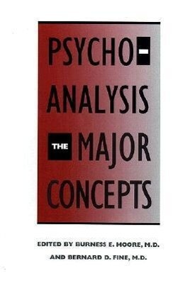 Psychoanalysis: The Major Concepts als Buch