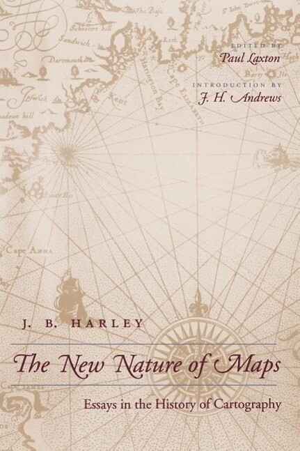 The New Nature of Maps als Buch