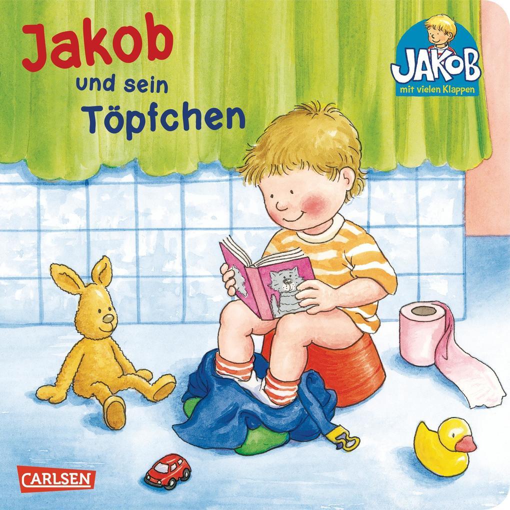 Jakob und sein Töpfchen als Buch