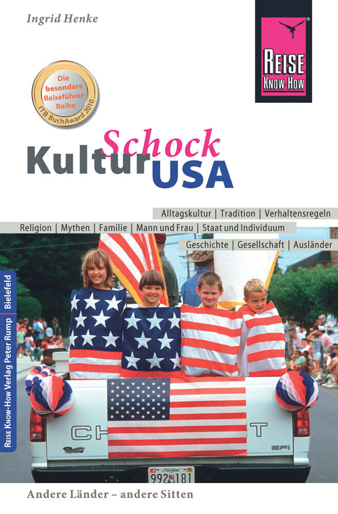 Reise Know-How KulturSchock USA als Buch