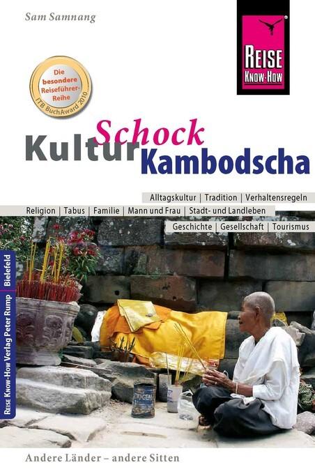 KulturSchock Kambodscha als Buch