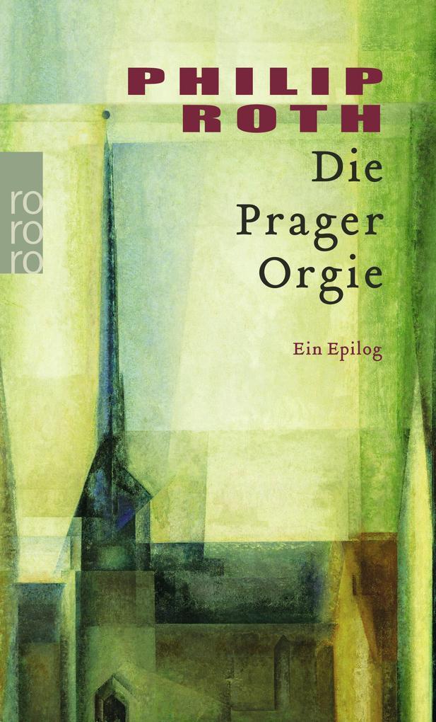 Die Prager Orgie als Taschenbuch
