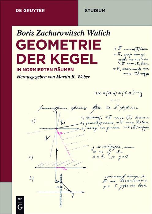 Geometrie der Kegel als eBook