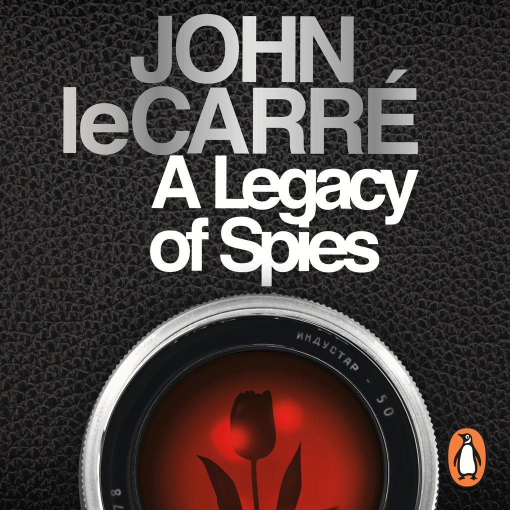A Legacy of Spies als Hörbuch