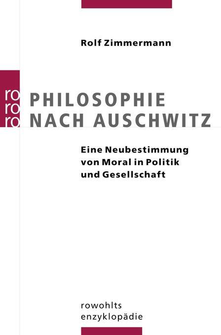 Philosophie nach Auschwitz als Taschenbuch