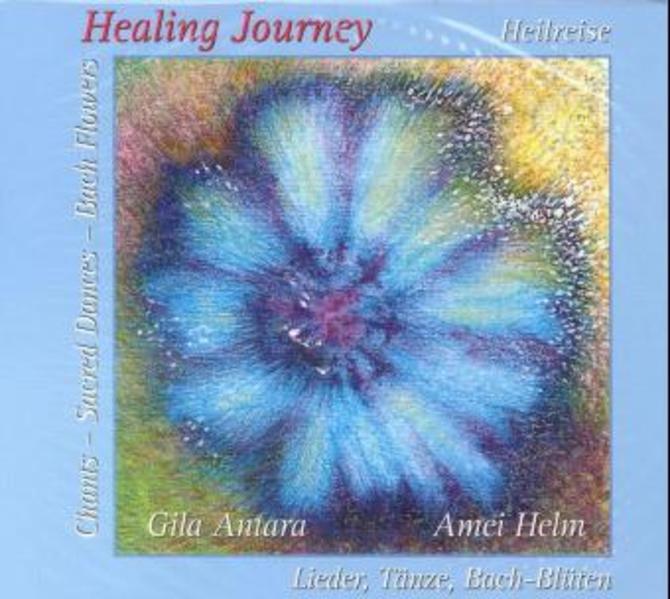 Healing Journey. Heilreise. Buch und CDs als Buch