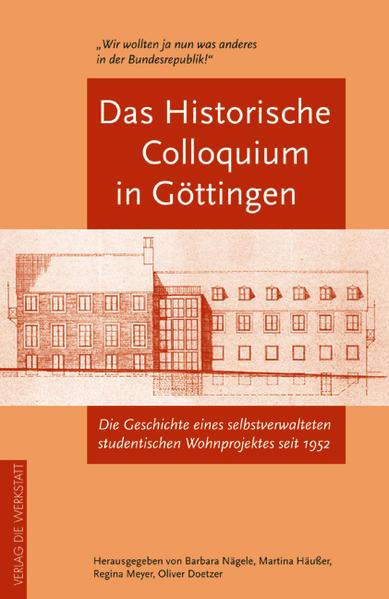 Das historische Colloquium in Göttingen als Buch