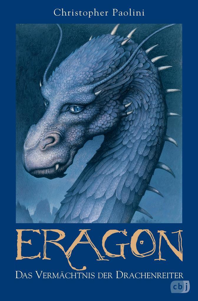 Eragon 01. Das Vermächtnis der Drachenreiter als Buch
