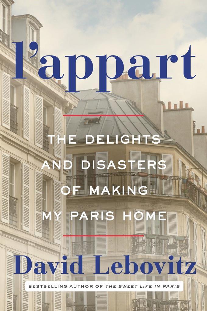 L'Appart als Buch von David Lebovitz