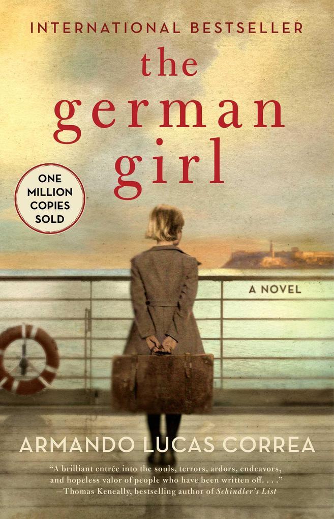 The German Girl als Taschenbuch