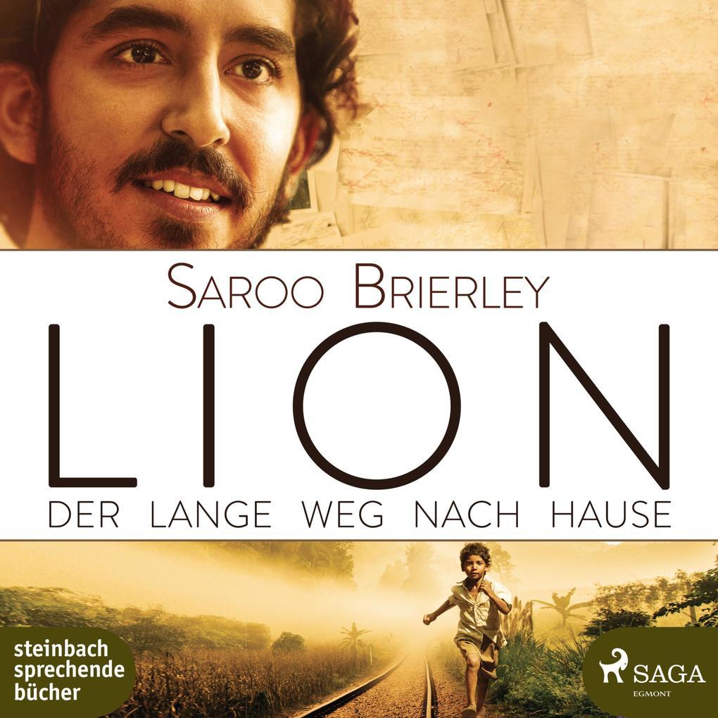 Lion - Mein langer Weg nach Hause (Ungekürzt) als Hörbuch Download