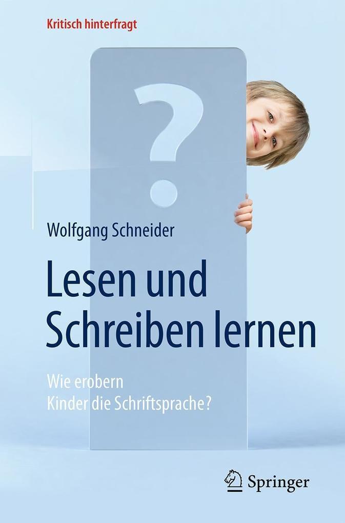 Lesen und Schreiben lernen als eBook von Wolfga...
