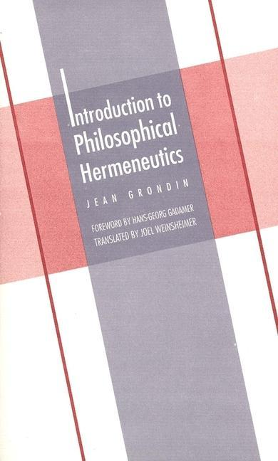 Introduction to Philosophical Hermeneutics als Buch