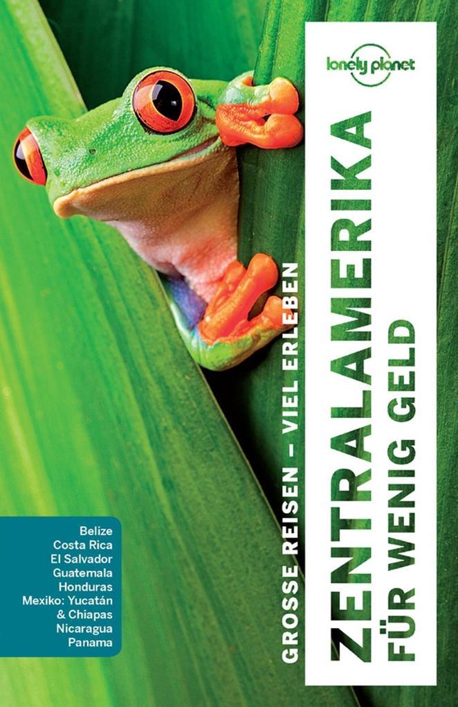Lonely Planet Reiseführer Zentralamerika für wenig Geld als eBook