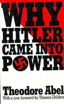 Why Hitler Came into Power als Buch