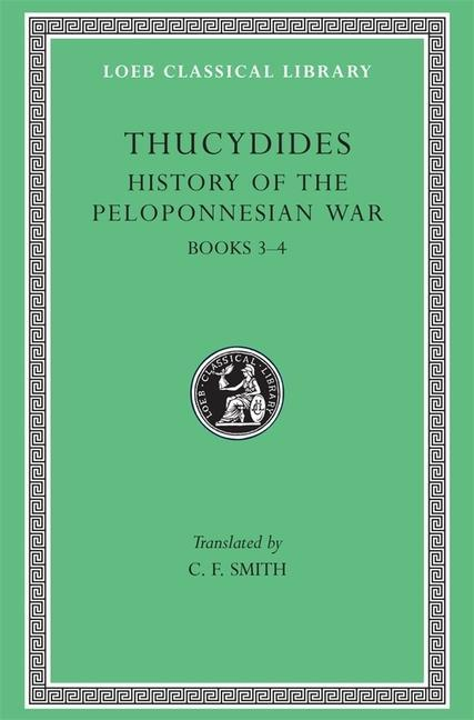 History of the Peloponnesian War als Buch