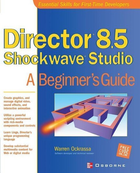 Director 8.5 Shockwave Studio als Buch
