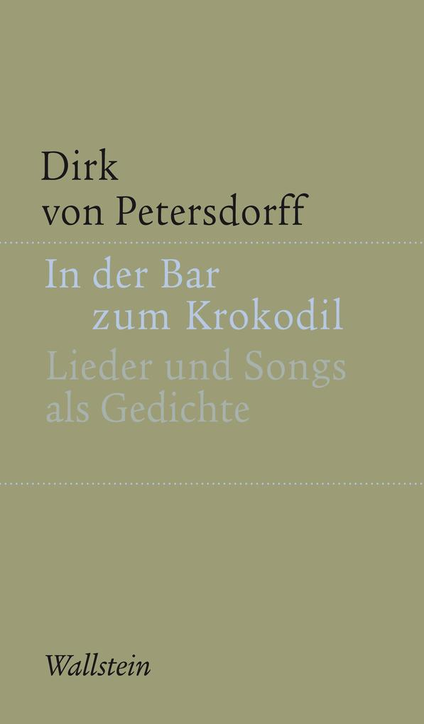 In der Bar zum Krokodil als eBook