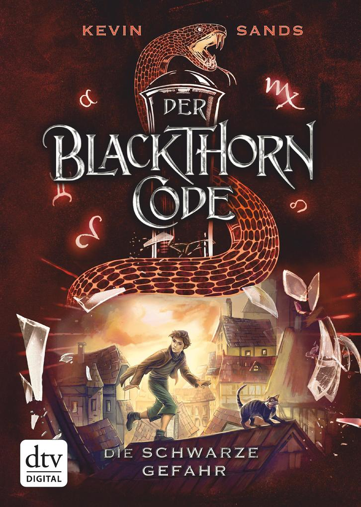 Der Blackthorn-Code - Die schwarze Gefahr als eBook