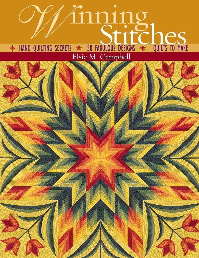 Winning Stitches -Print on Demand Edition als Taschenbuch