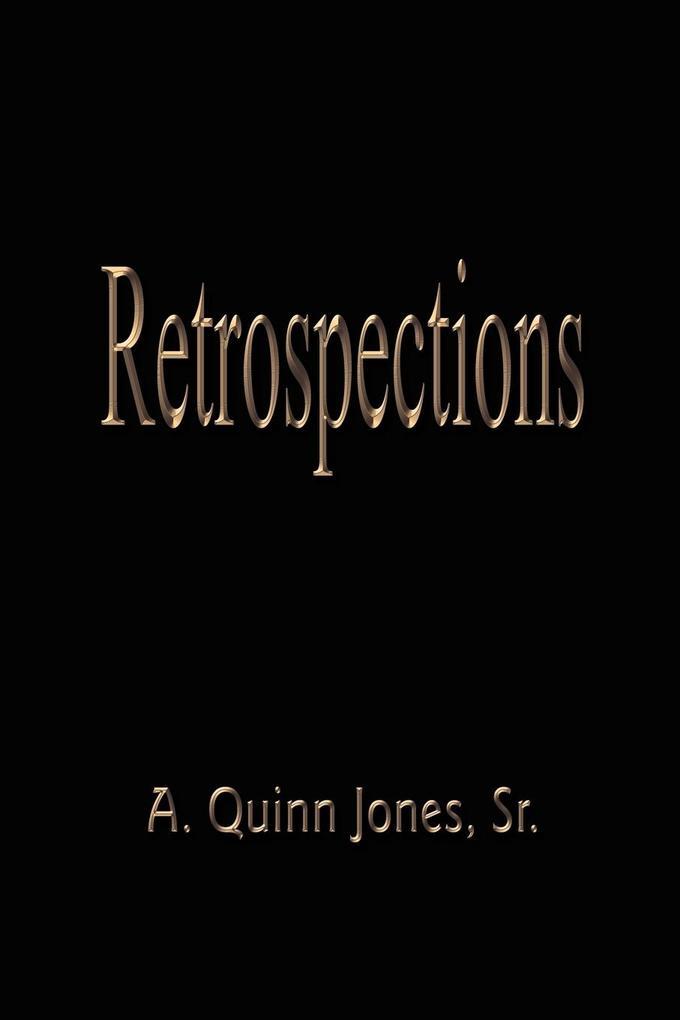 Retrospections als Taschenbuch