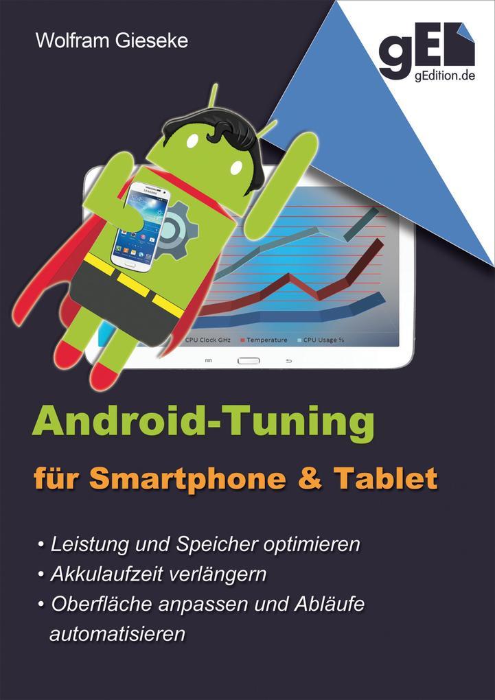 Android-Tuning für Smartphone und Tablet als eBook