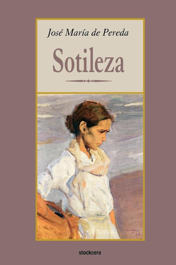 Sotileza als Taschenbuch