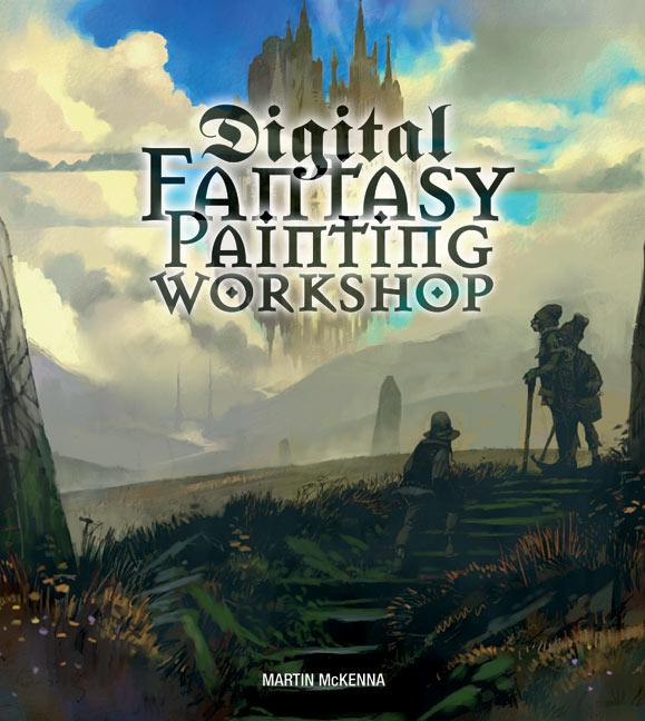 Digital Fantasy Painting Workshop als Taschenbuch