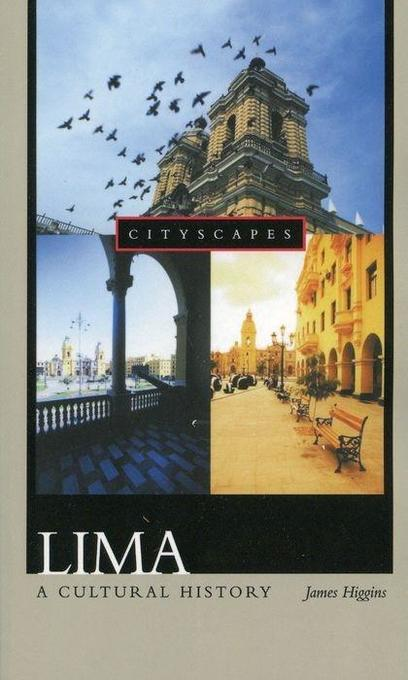 Lima: A Cultural History als Taschenbuch