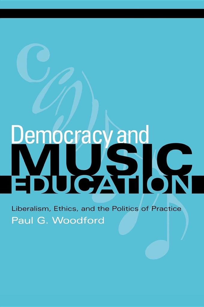 Democracy and Music Education als Taschenbuch