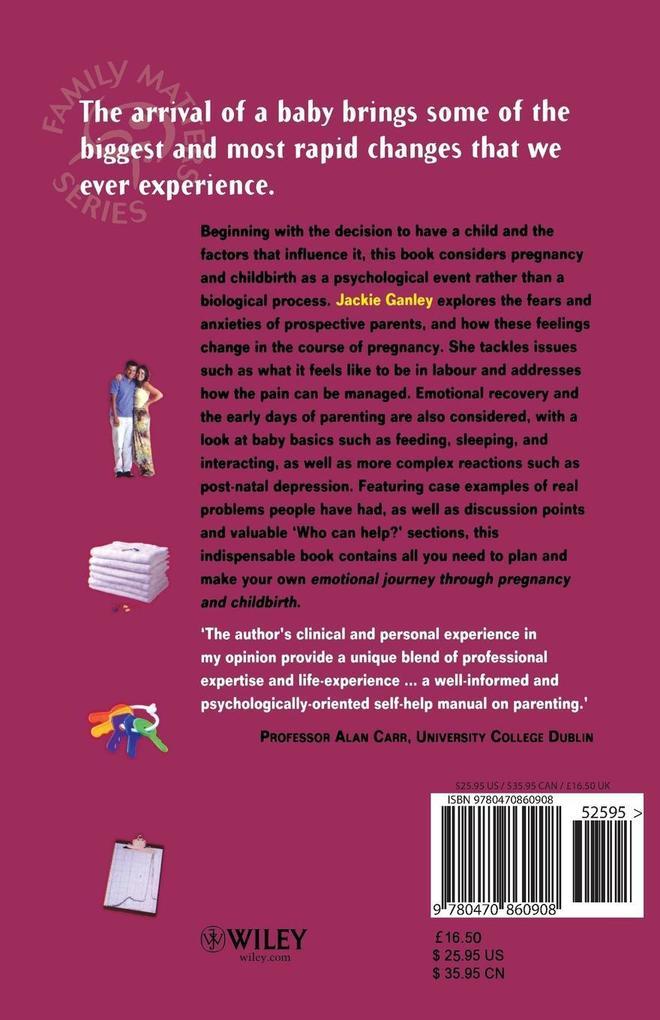 Becoming a Parent als Taschenbuch