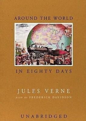 Around the World in 80 Days als Hörbuch