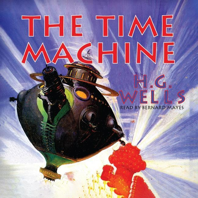 The Time Machine als Hörbuch