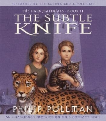His Dark Materials, Book II: The Subtle Knife als Hörbuch