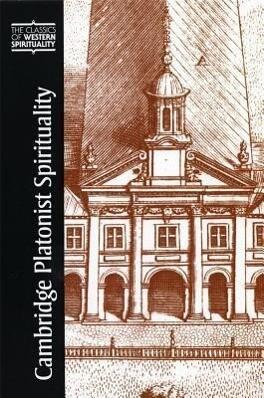 Cambridge Platonist Spirituality als Taschenbuch