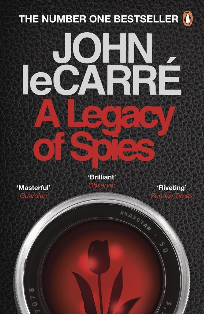 A Legacy of Spies als eBook