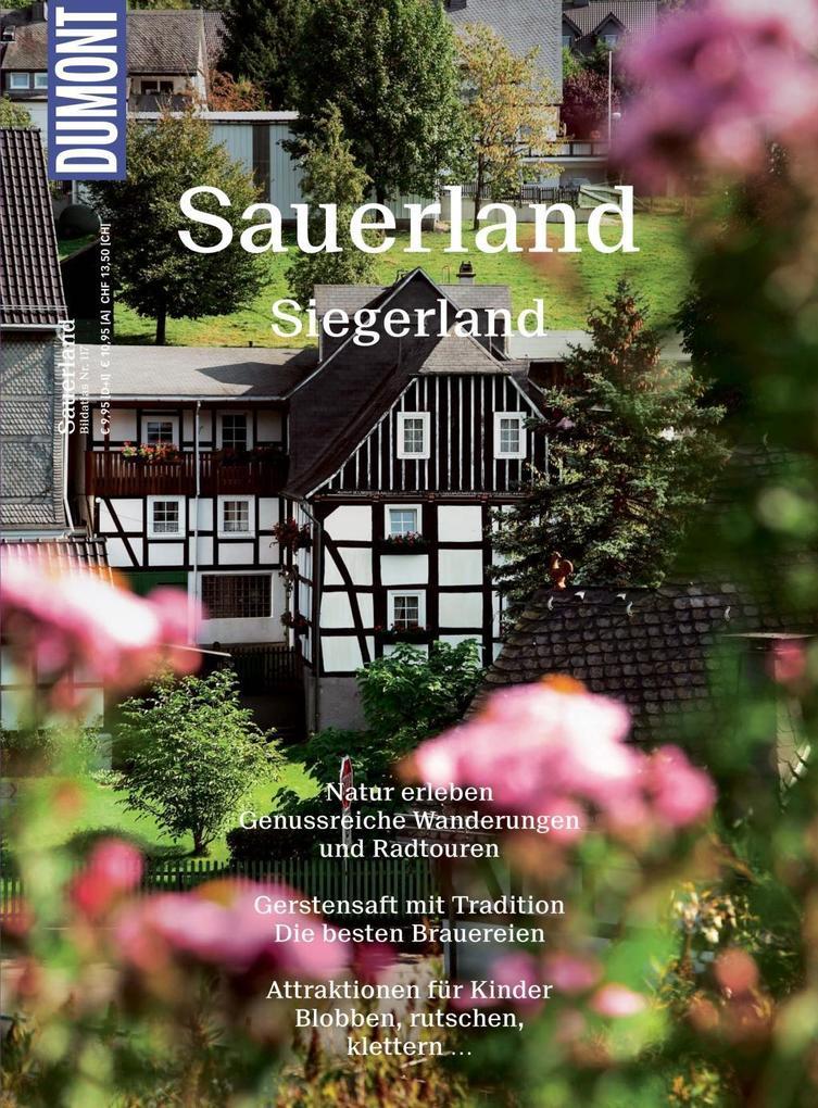 DuMont BILDATLAS Sauerland als eBook