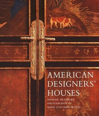American Designers' Houses als Buch