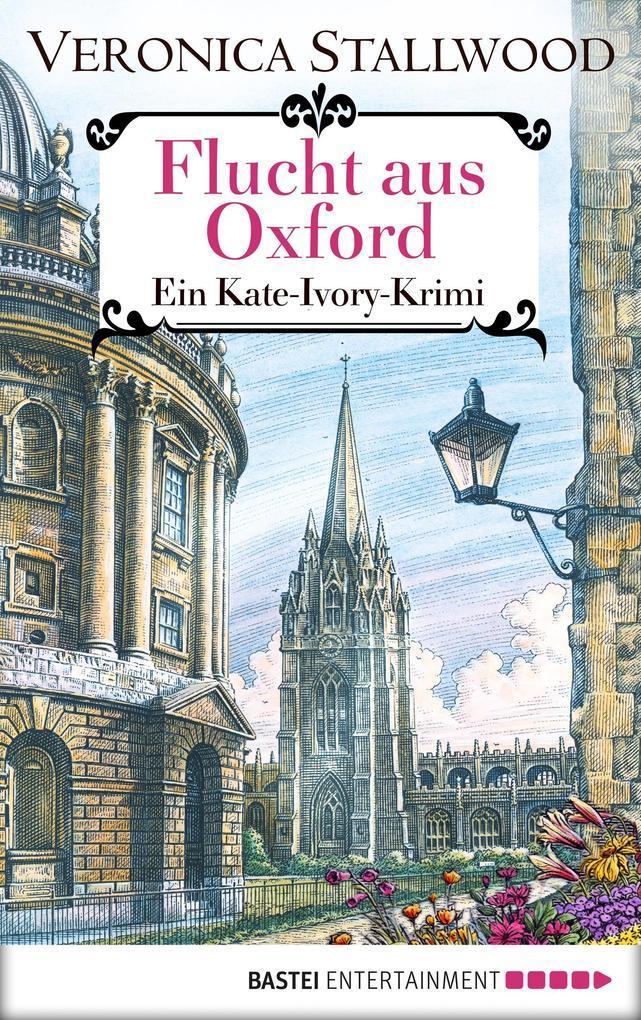 Flucht aus Oxford als eBook