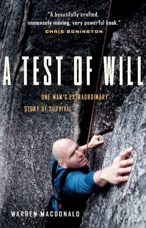 A Test of Will: One Man's Extraordinary Story of Survival als Taschenbuch