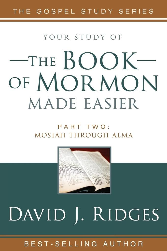 Book of Mormon Made Easier, Part 2 als Taschenbuch