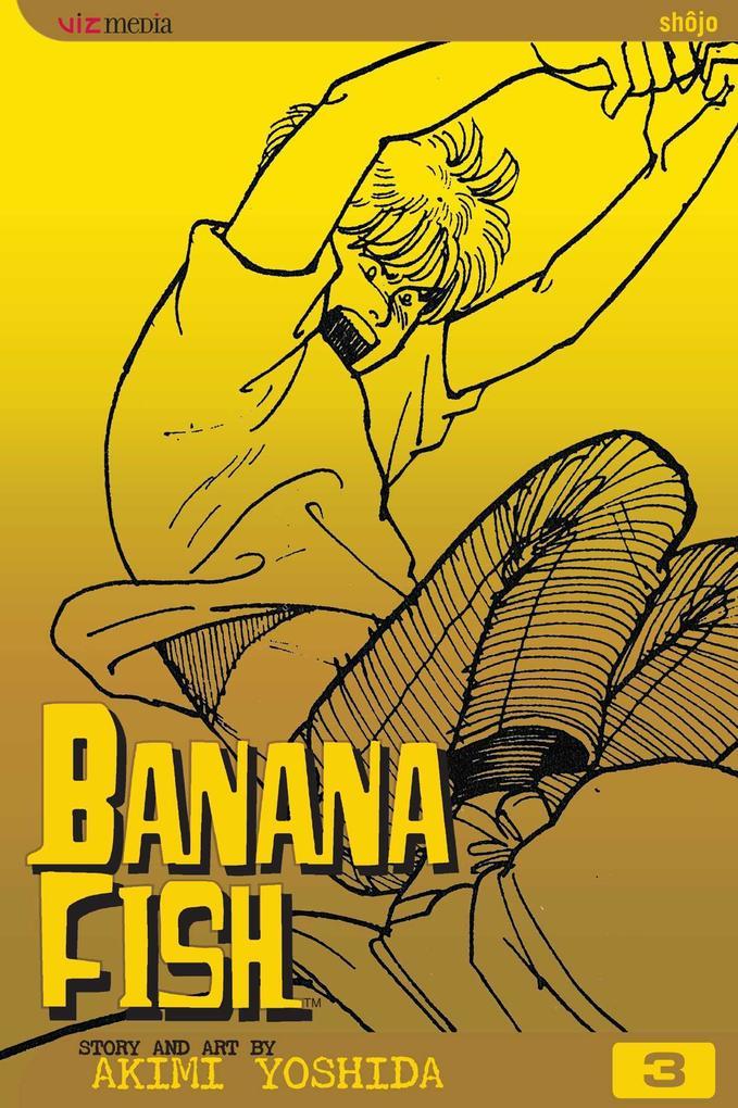 Banana Fish, Volume 3 als Taschenbuch