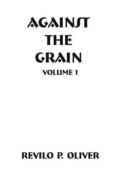 Against the Grain als Taschenbuch