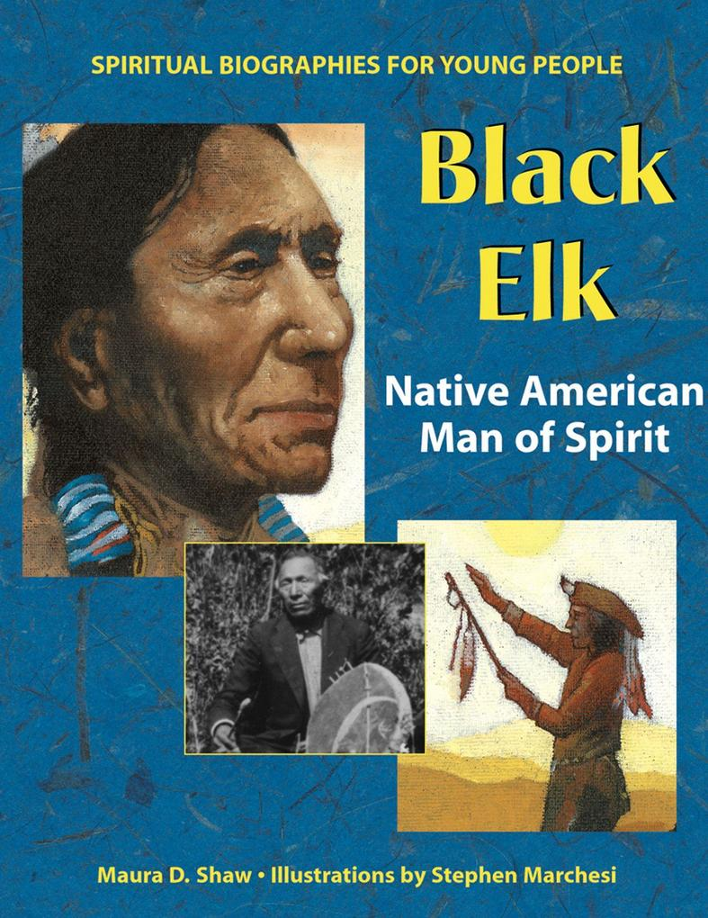 Black Elk: Native American Man of Spirit als Buch