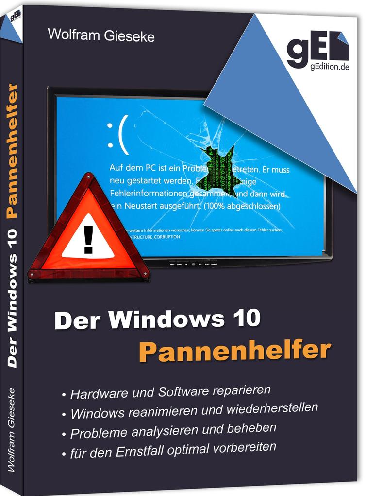 Der Windows 10 Pannenhelfer als eBook