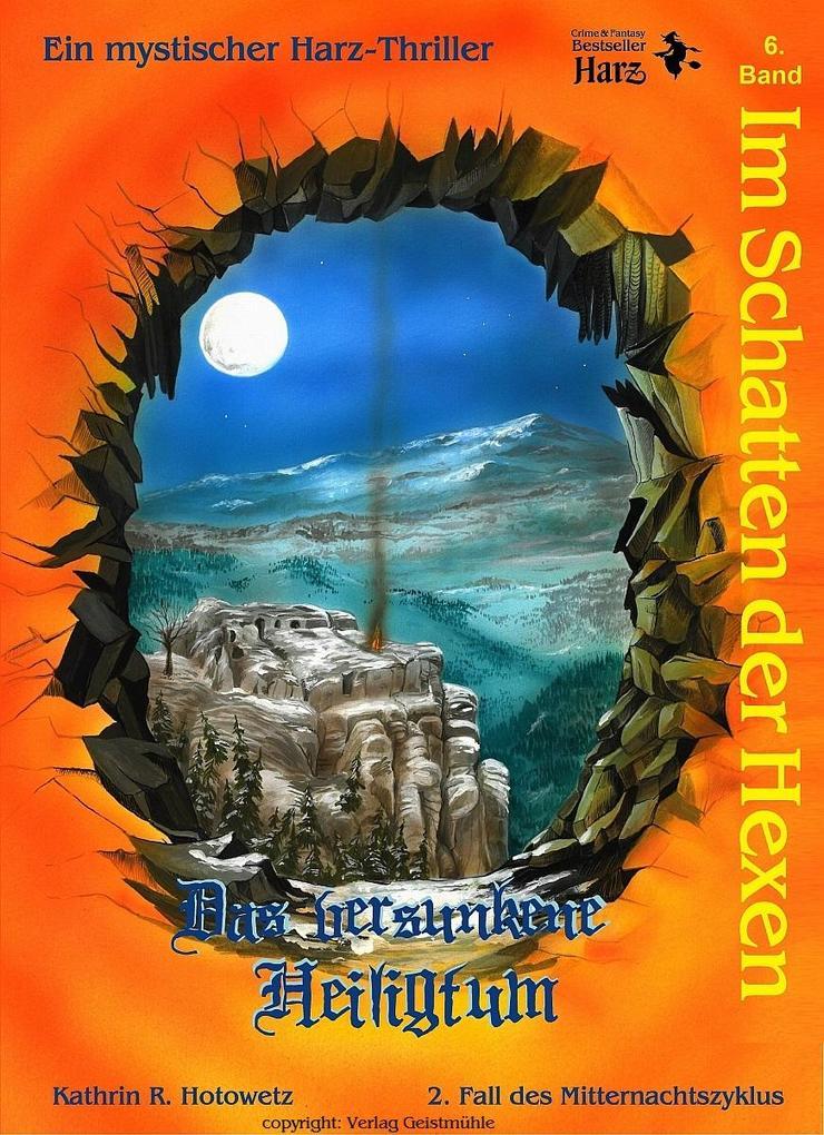 Im Schatten der Hexen 06. Das versunkene Heiligtum als Buch