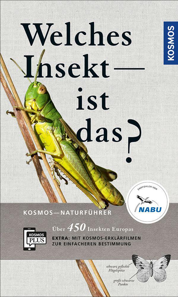 Welches Insekt ist das? als Buch