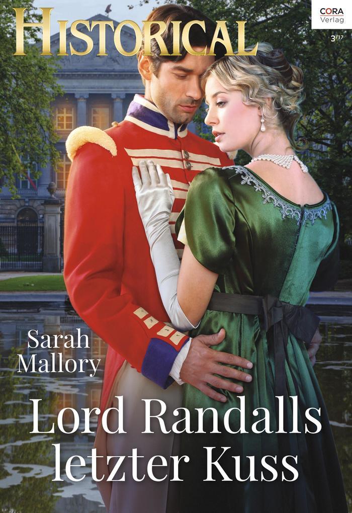 Lord Randalls letzter Kuss als eBook