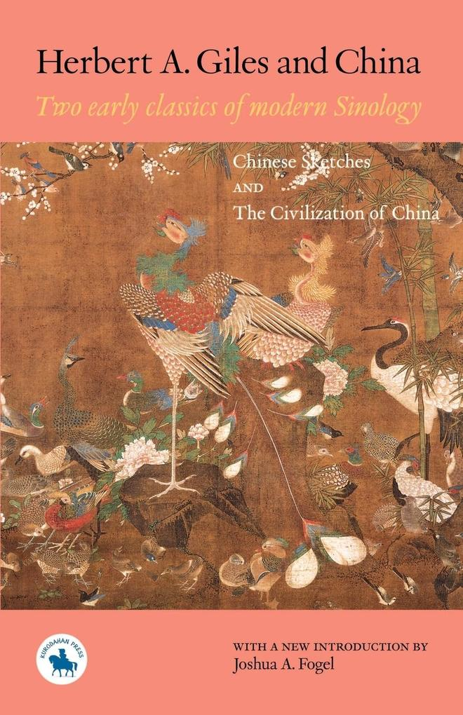 Herbert A. Giles and China als Taschenbuch