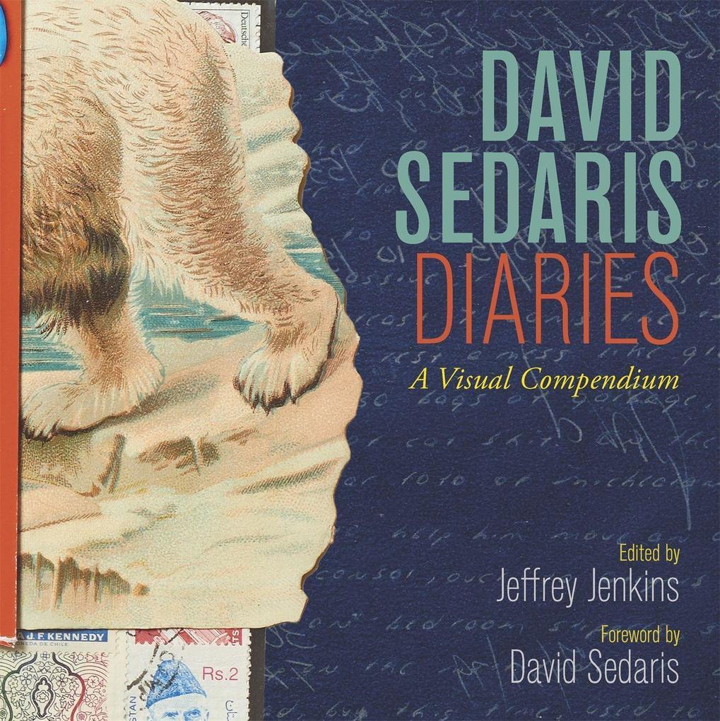 David Sedaris Visual Compendium als Buch von David Sedaris